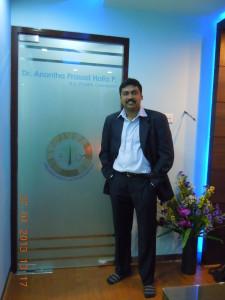 Dr. Anantha Prasad Holla P
